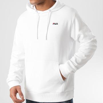 Fila - Sweat Capuche Edison 688163 Blanc