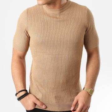 Frilivin - Tee Shirt FA3001 Camel