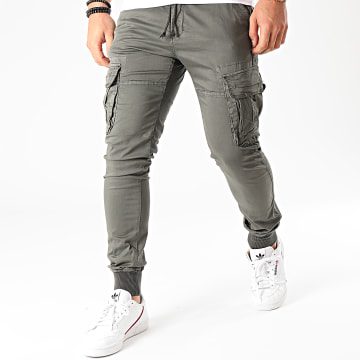 Jogger Pant 8705 Gris Anthracite