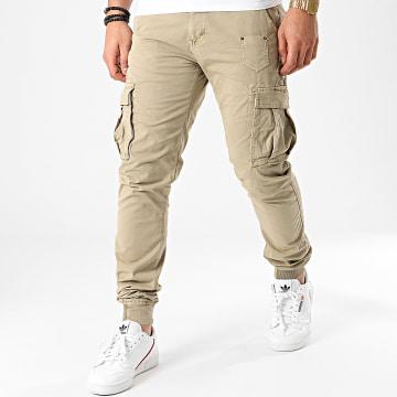 Pantalon Cargo RK-978 Vert Kaki