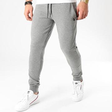 Pantalon Jogging Will Clean Gris Chiné