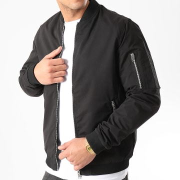 Jack And Jones - Bomber Rush Noir