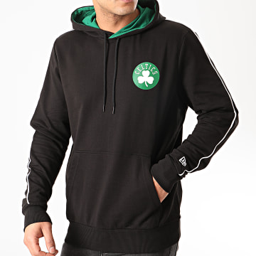 Sweat Capuche NBA Boston Celtics Piping 12195379 Noir
