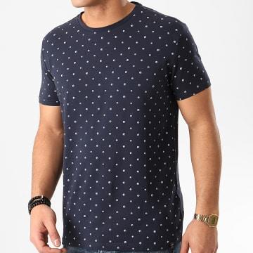 Petrol Industries - Tee Shirt 636 Bleu Marine