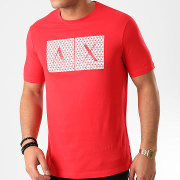 Armani Exchange - Tee Shirt 8NZTCK-Z8H4Z Rouge