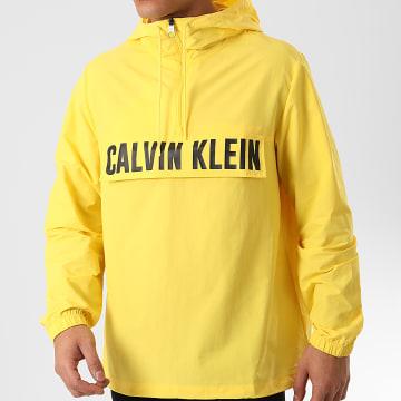 Calvin Klein - Coupe-Vent O588 Jaune