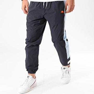 Pantalon Jogging A Bandes Vecoli SHE08524 Bleu Marine