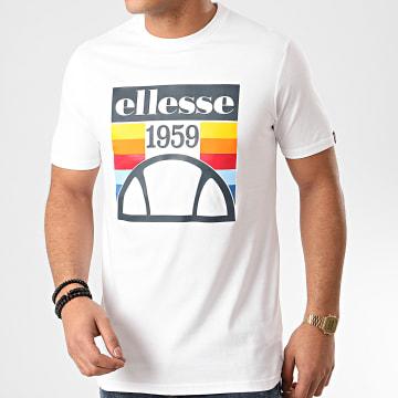 Tee Shirt Pirozzi SHE08533 Blanc