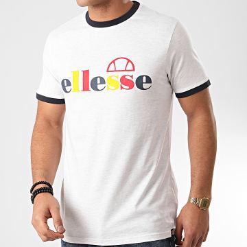 Tee Shirt Limora SHE08556 Gris Clair Chiné