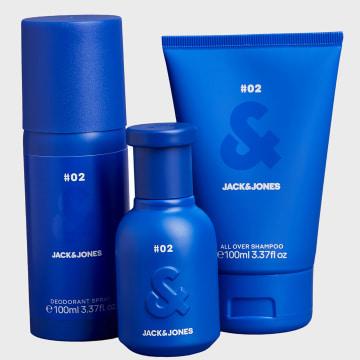 Coffret De Toilette Jac 02 Blue