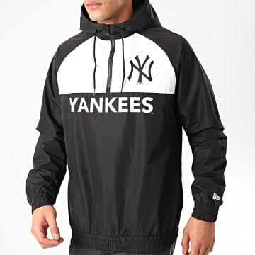 New Era - Coupe-Vent MLB New York Yankees 12195418 Noir Blanc