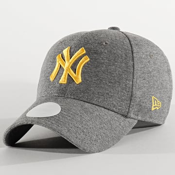 Casquette Femme 9Forty Jersey Essential 12285211 New York Yankees Gris Chiné