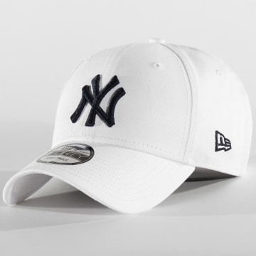 New Era - Casquette 9Forty League Essential 12285482 New York Yankees Blanc