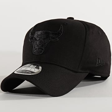 New Era - Casquette 9Fifty Stretch Snap 12285245 Chicago Bulls Noir