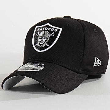 New Era - Casquette 9Fifty Stretch Snap 12285247 Oakland Raiders Noir