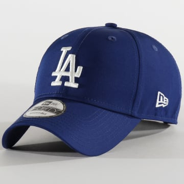 New Era - Casquette 9Forty MLB 12285353 Los Angeles Dodgers Bleu Roi