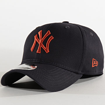 New Era - Casquette 9Fifty Stretch Snap 12285380 New York Yankees Bleu Marine