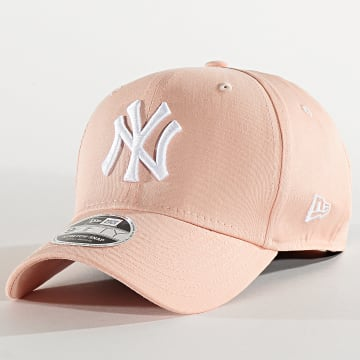 Casquette 9Fifty Stretch Snap 12285383 New York Yankees Saumon