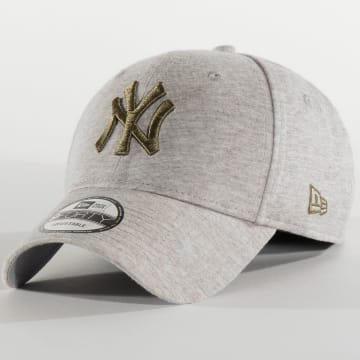 Casquette 9Forty Jersey Essential 12285424 New York Yankees Gris Chiné