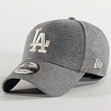 New Era - Casquette 9Forty Jersey Essential 12285425 Los Angeles Dodgers Gris Chiné