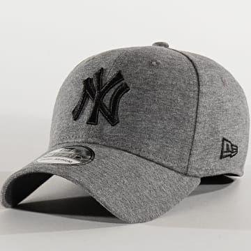 New Era - Casquette Fitted 39Thirty Jersey Essential 12285430 New York Yankees Gris Chiné