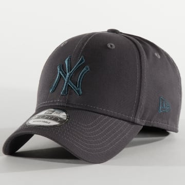 Casquette 9Forty Essential 12285485 New York Yankees Gris