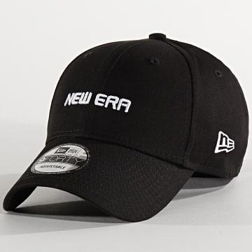 New Era - Casquette 9Forty Essential New Era 12285492 Noir