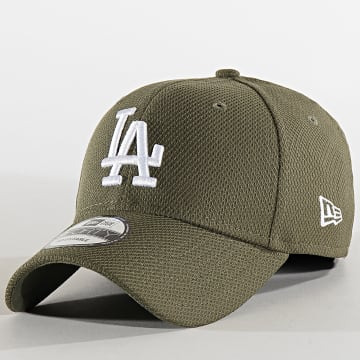 New Era - Casquette 9Forty Diamond Era 12285519 Los Angeles Dodgers Vert Kaki