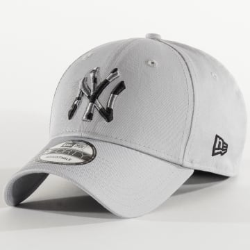 Casquette 9Forty Camo Infill 12285538 New York Yankees Gris