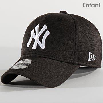 Casquette Enfant 9Forty Shadow Tech 12301133 New York Yankees Gris Anthracite Chiné