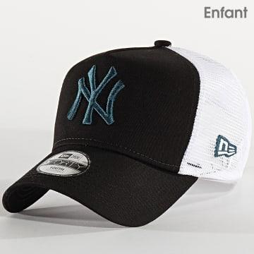 Casquette Trucker Enfant 9Forty Essential 12301167 New York Yankees Noir