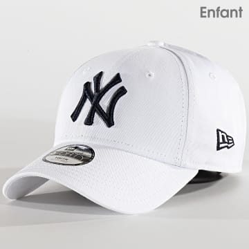 Casquette Enfant 9Forty League Essential 12301176 New York Yankees Blanc