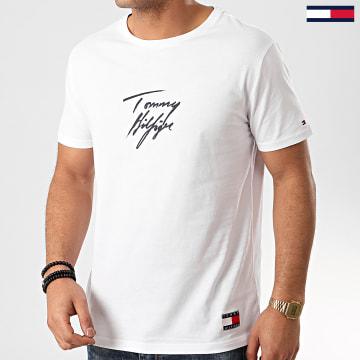 Tee Shirt Logo 1787 Blanc