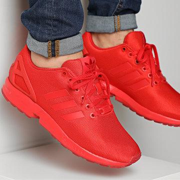 Adidas Originals - Baskets ZX Flux AQ3098 Red