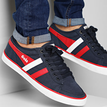 Gola - Baskets Comet CMA516 Navy Red White