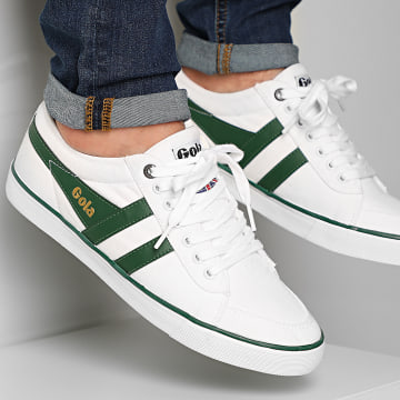 Gola - Baskets Comet CMA516 White Dark Green