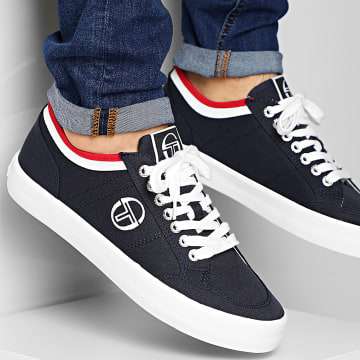 Sergio Tacchini - Baskets Panarea CVS STM010205 Navy White Red
