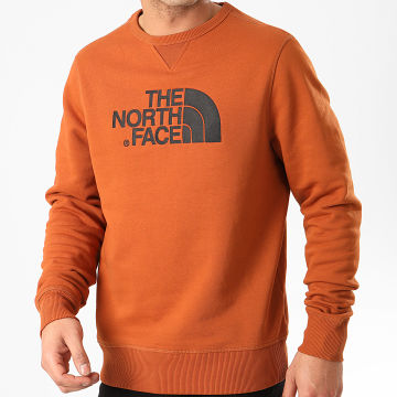 The North Face - Sweat Crewneck Drew Peak 2ZWR Camel