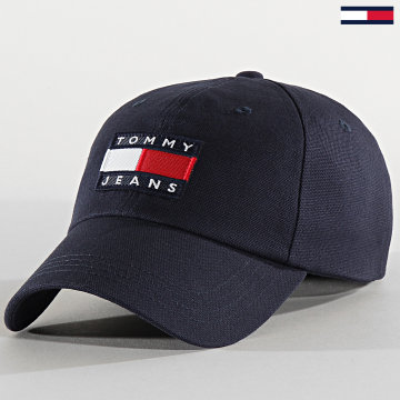 Tommy Jeans - Casquette Heritage 8062 Bleu Marine