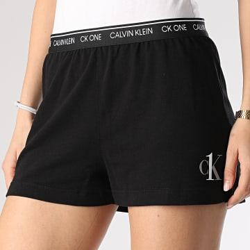 Calvin Klein - Shorty Femme QS6428E Noir