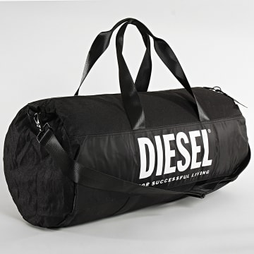Diesel - Sac De Sport Props Noir