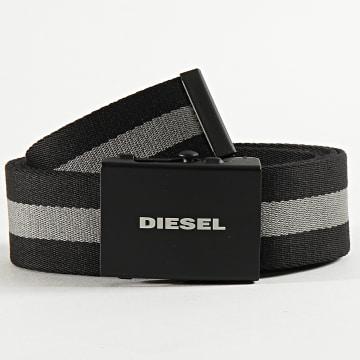 Diesel - Ceinture X06703 Noir