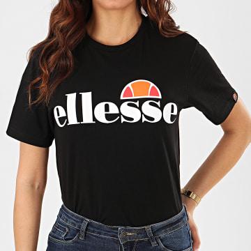 Ellesse - Tee Shirt Femme Albany SGS03237 Noir