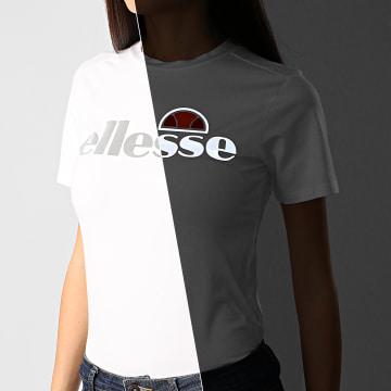 Tee Shirt Slim Femme Barletta 2 SRE08171 Blanc Réfléchissant