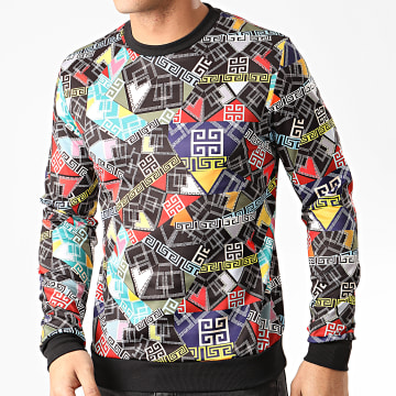 MTX - Sweat Crewneck TM0258 Noir