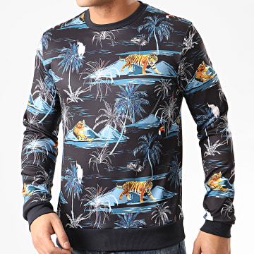 MTX - Sweat Crewneck TM0314 Bleu Marine