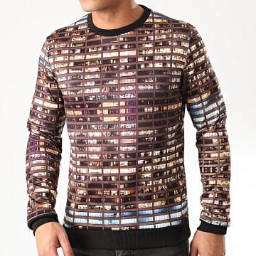 MTX - Sweat Crewneck TM0244 Marron