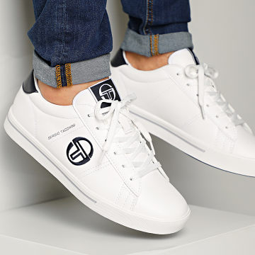 Baskets Now Low STM018610 White Navy