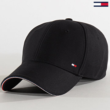 Tommy Hilfiger - Casquette Elevated Corporate 5763 Noir