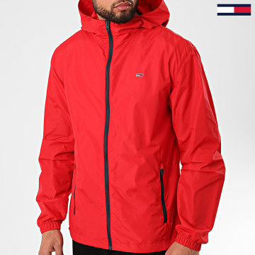 Tommy Jeans - Coupe-Vent 7786 Rouge